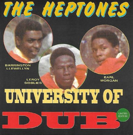 SALE ITEM - Heptones - University Of Dub (Trench Town) CD